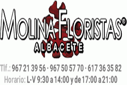 logo molina floristas