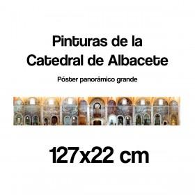 Pinturas catedral de albacete